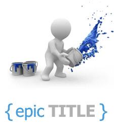 Semantic Website Heading Trick