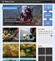 Alive 2 Dive – Professional Underwater Photography