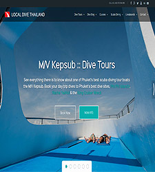 Local Dive Thailand – Phuket Scuba Diving