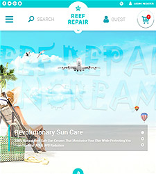Reef Repair – Reef Safe Sun Care Products