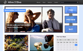 Alive 2 Dive - Professional underwater photography