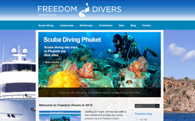 Freedom Divers - Phuket Scuba Diving & Liveaboards