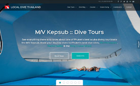 Local Dive Thailand - Scuba Diving Tours Phuket