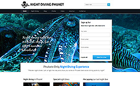 Night Diving Phuket