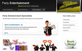 ZSTORE - Party Entertainment